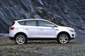 Ford Kuga стоимость от 942 000 рублей