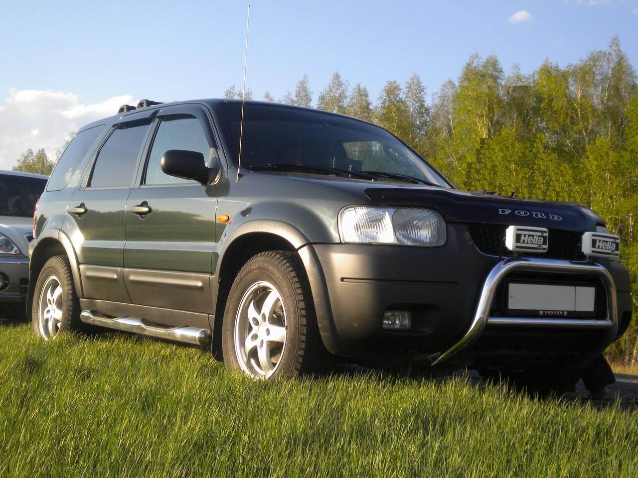 Ford Maverick XLT Premium фото