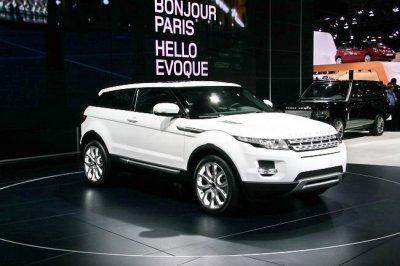 Обновленный Range Rover фото