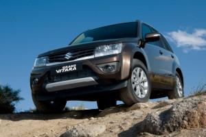 Обновленный Grand Vitara от Suzuki на Московском автосалоне