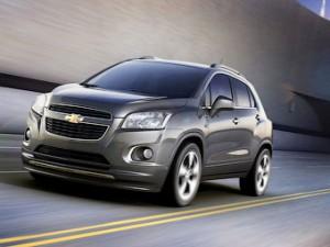 Удалось узнать новые данные о Chevrolet Tracker