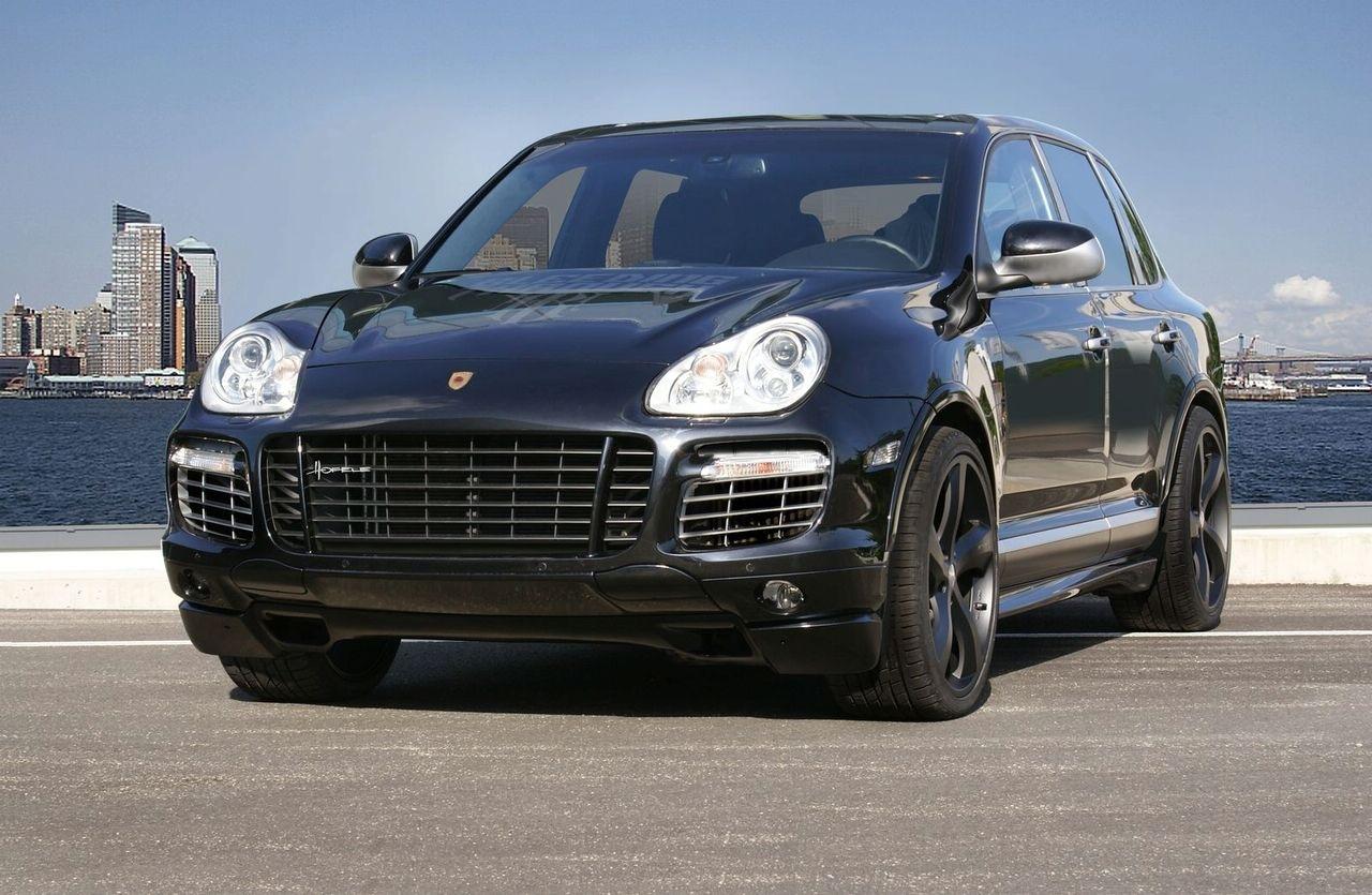 Porsche Cayenne фото