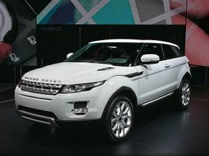 Обновленный Range Rover был представлен на парижском автосалоне