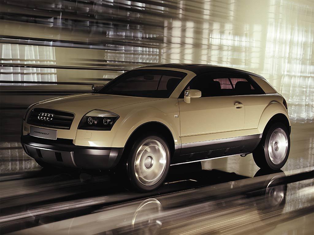 Audi Q3  фото