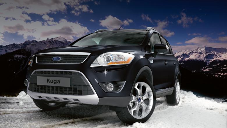 Ford Kuga фото