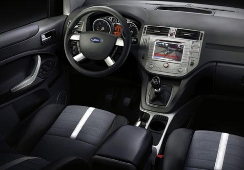 Салон Ford Kuga