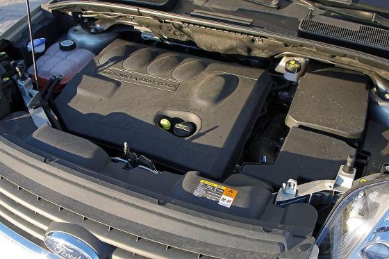 Ford Kuga мотор