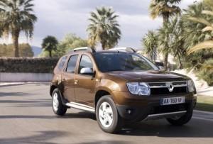 Nissan собирается начать производство кроссовера на базе автомобиля Renault Duster
