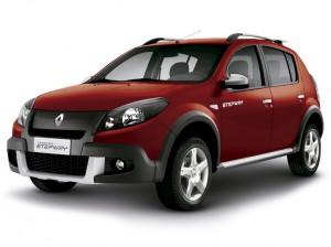Renault Stepway 2013