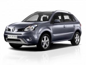 Renault Koleos – первый внедорожник с режимом 4х4