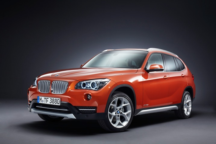 BMW X1 2013 года