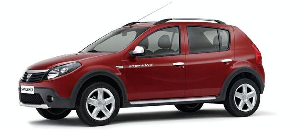 Renault Sandero Stepway фото