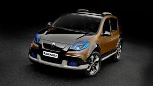 Кроссовер Renault Sandero Stepway