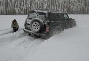 Внедорожник - любимая машина россиян