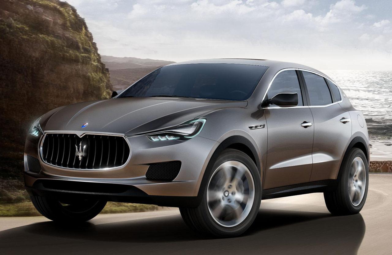 Maserati Kubang – эксклюзивный внедорожник