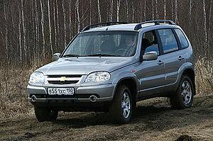 Треть российских автомобилей – внедорожники