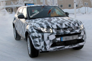 Новый Land Rover Freelander