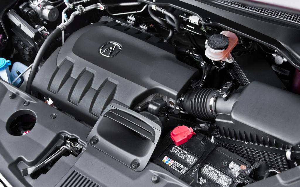 Мотор Acura RDX 2013