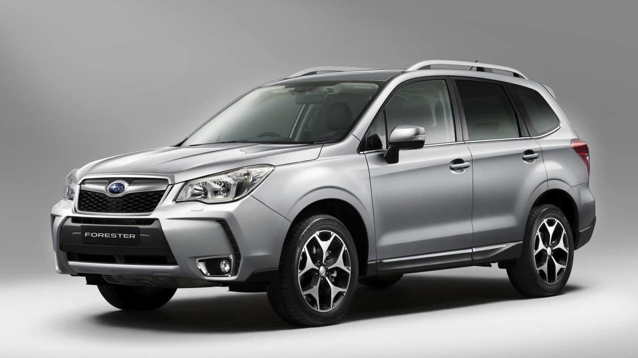 Новый Subaru Forester 2013