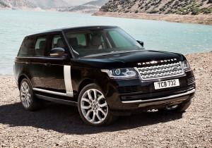 Range Rover получит новый экономичный двигатель