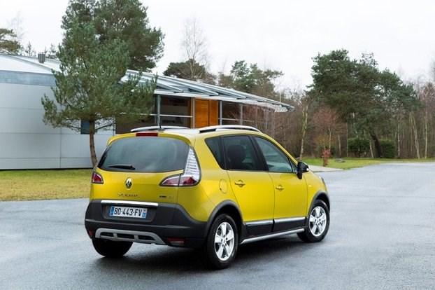 Кроссовер Renault