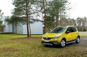 Renault Scenic будет конкурировать с компактными кроссоверами