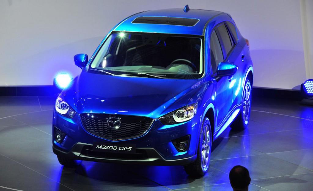 Mazda-CX-5 2014