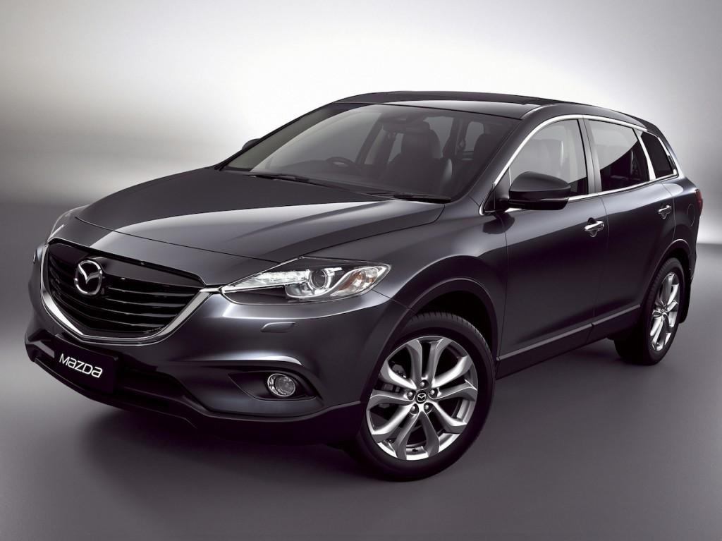 Mazda CX-3 попытается составить конкуренцию Opel Mokka