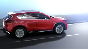Mazda CX-5 - компактный кроссовер для активной молодежи