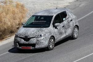 Новый кроссовер от Renault