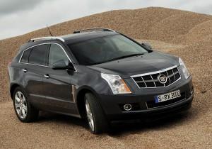 Обзор внедорожника Cadillac SRX