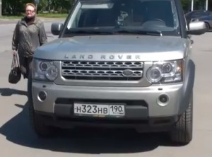 Видеообзор Land Rover Discovery 4