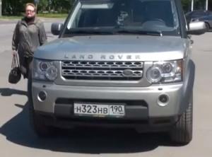 Видеообзор Land Rover Discovery 4