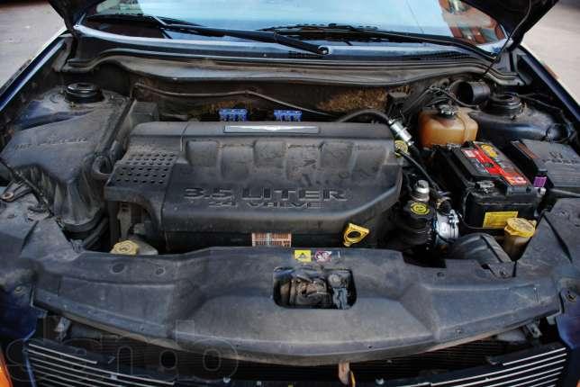 Двигатель Chrysler Pacifica
