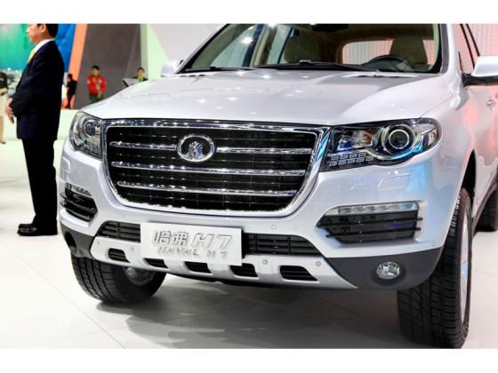 Hover H7- новый внедорожник из Китая