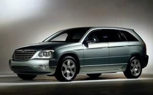 Внедорожник Chrysler Pacifica