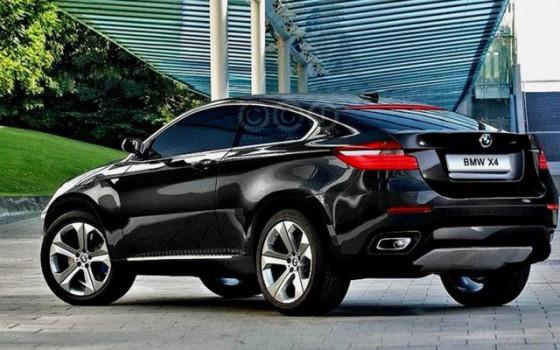 BMW Х4 - описание, планы выпуска новой модели BMW, предполагаемые ...