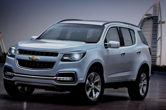 2694144_Chevrolet TrailBlazer2013