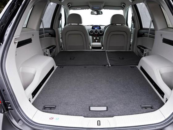 Багажник Opel Antara 2012