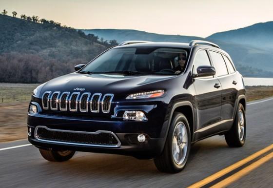 Стоимость нового Jeep Cherokee уже известна