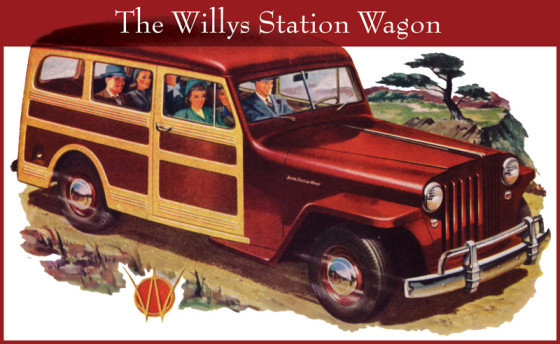 All-steel Station Wagon