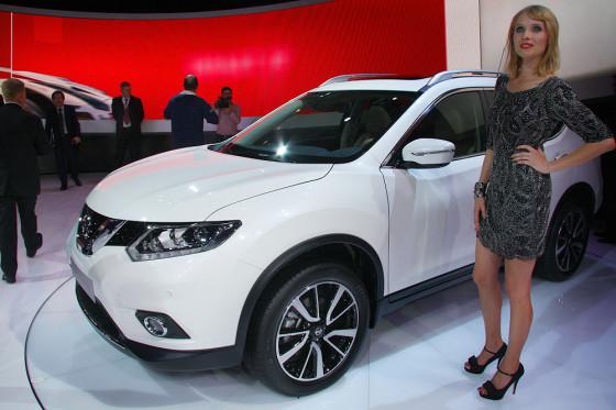 Новое поколение Nissan Х-Trail