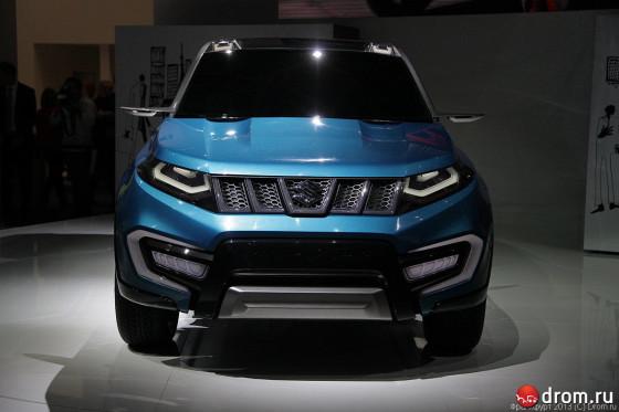 Новый Suzuki iV-4