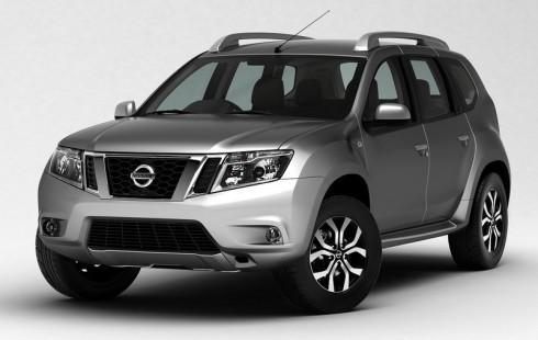 Nissan Terrano – новый кроссовер от всемирно-известного бренда