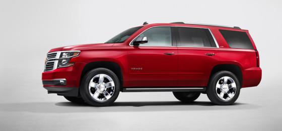 Новая Chevrolet Tahoe