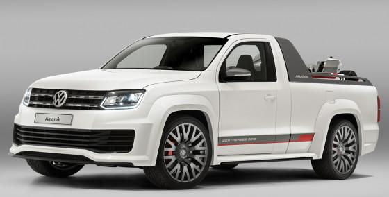 Volkswagen Amarok R-Style