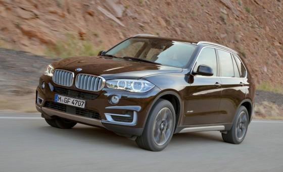 BMW Х5 2014