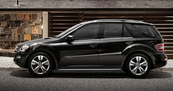 Отзывы владельцев Mercedes ML 350