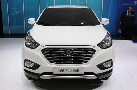 Кроссовер Hyundai ix35 2014