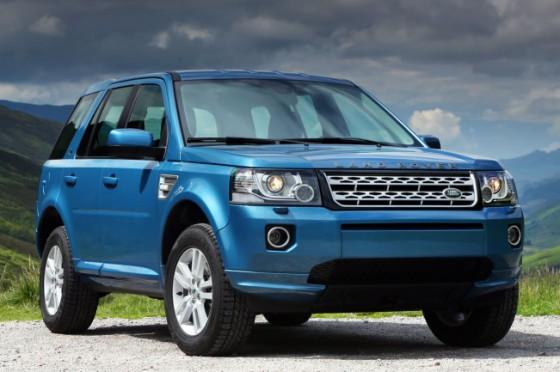 Новый Land Rover Discovery четвертого поколени